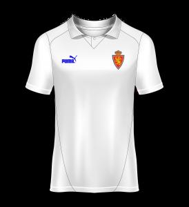camiseta especial real zaragoza recopa