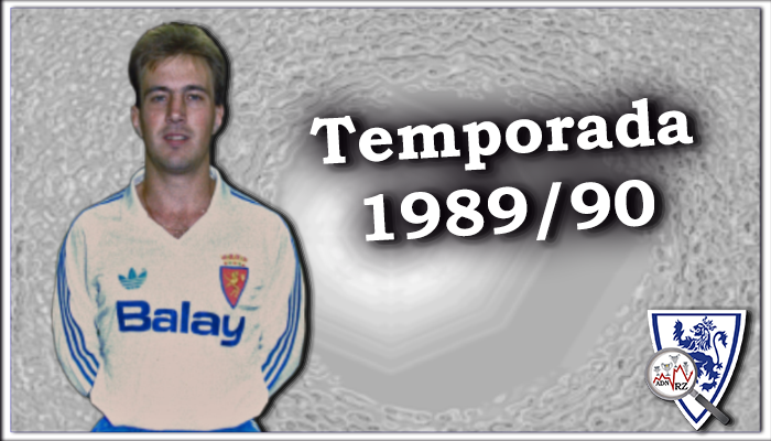 temporada real zaragoza 1989-90