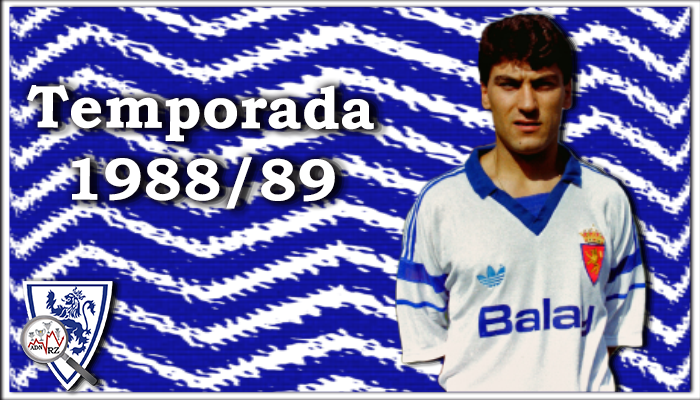 temporada real zaragoza 1988-89