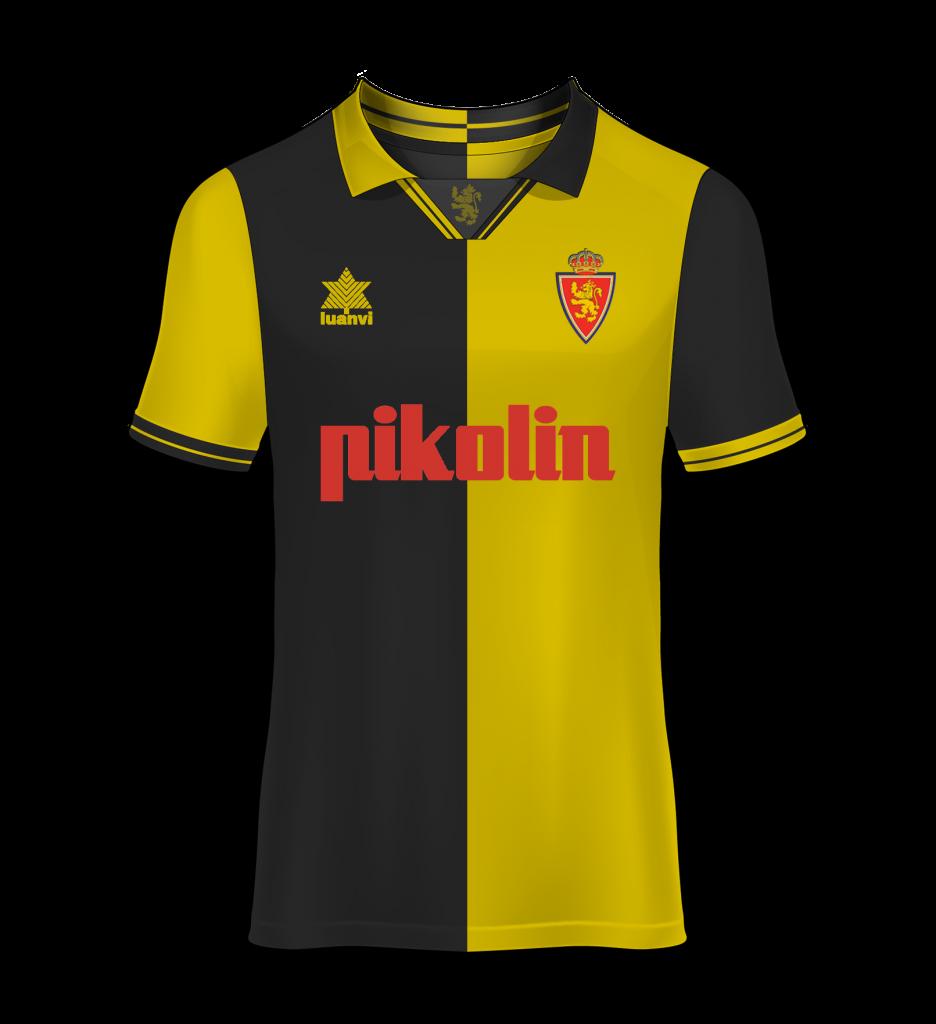 Camiseta Avispas 99-01
