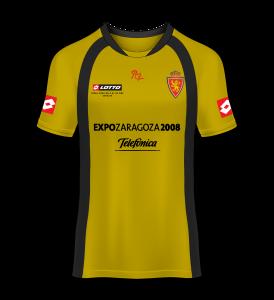 Camiseta Real Zaragoza final de copa del rey 05/06
