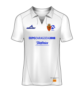 Camiseta especial Real Zaragoza homenaje a los Alifantes