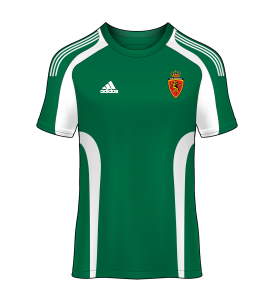 4º equipacion Real Zaragoza 2008-09