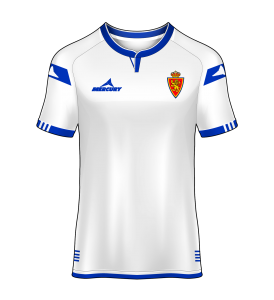 camiseta local Real Zaragoza 13/14