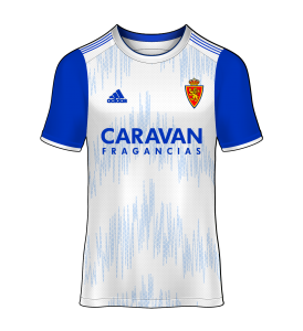 camiseta real zaragoza 19-20