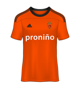camiseta alternativa Real Zaragoza 11/12