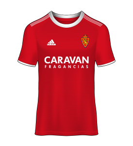 camiseta alternativa real zaragoza 19-20