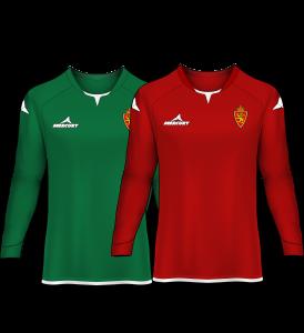 camiseta portero real zaragoza 13-14