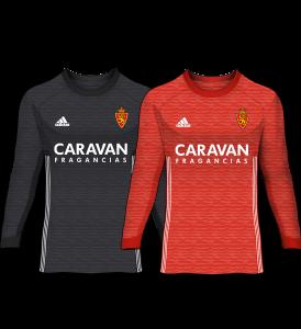 camiseta porteroreal zaragoza 19-20