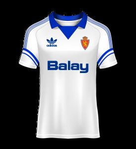 Camiseta local 88-89