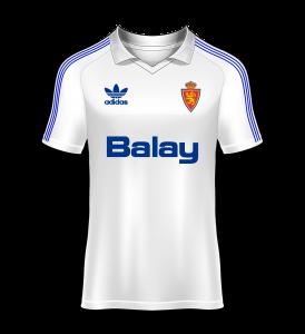 Camiseta local 89-90