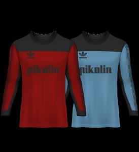 camiseta portero real zaragoza 81-82