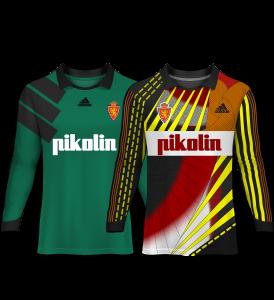 camiseta portero real zaragoza 92-93
