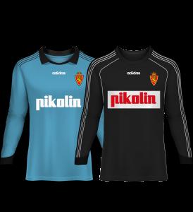 camiseta portero real zaragoza 97-98